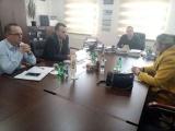 Upriličena posjeta Gradonačelnika Grada Goražde sa saradnikom