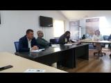 Održan sastanak između predstavnika privrednih asocijacija iz Biznis centra i predstavnika Ministarstva za privredu BPK Goražde